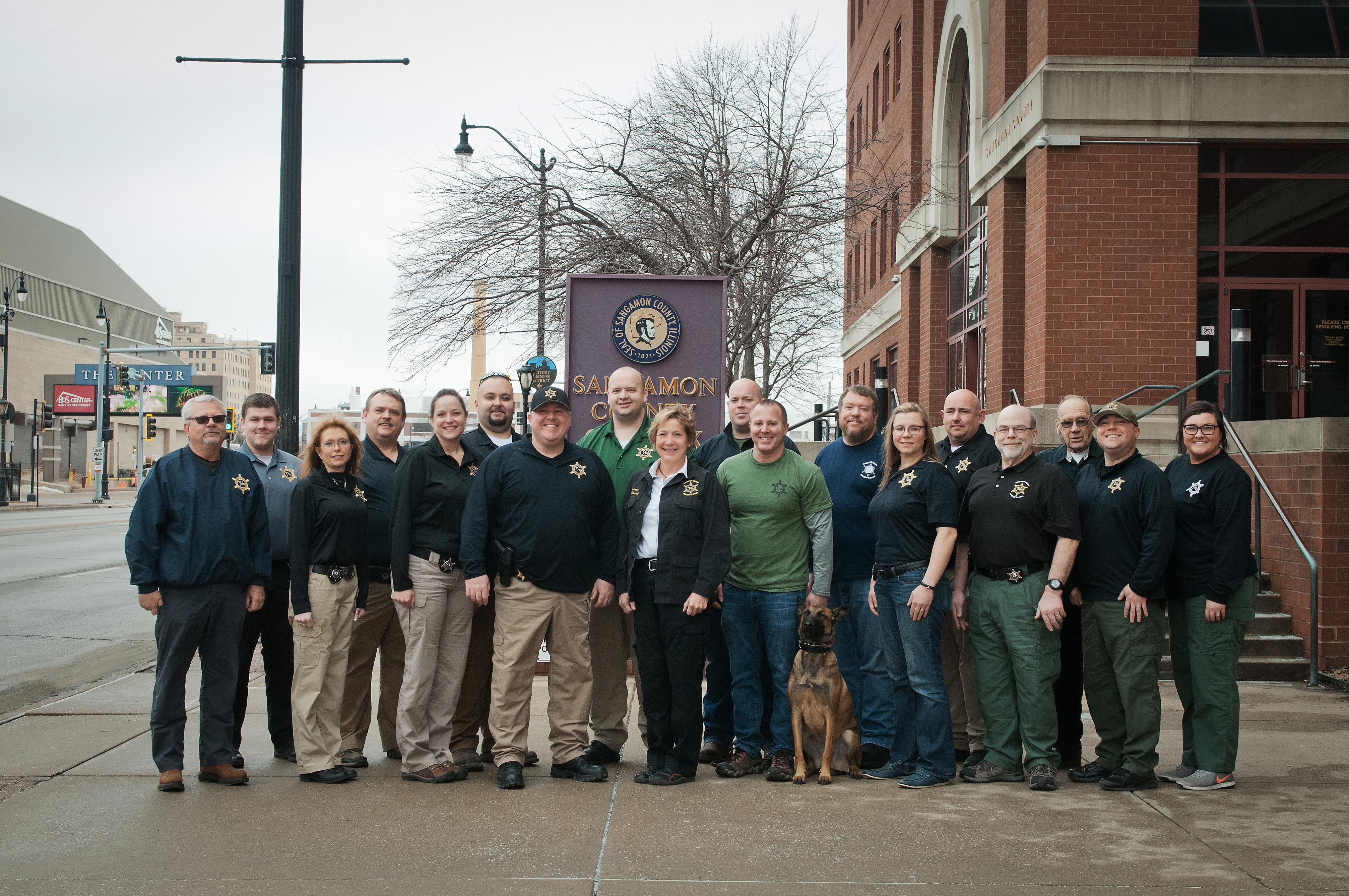 Sangamon County Coroner Staff | Springfield, Illinois